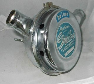 Vintage HEALTHWAYS DeLuxe De Luxe Scuba Double Hose Regulator Dive