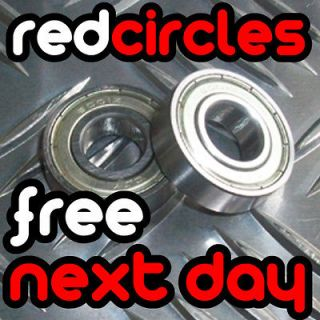 PIT DIRT BIKE WHEEL ROLLER BEARING SET 6301rs 6301zz 6301 rs zz 125cc