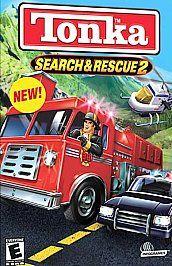 Tonka Search Rescue 2 PC, 2000