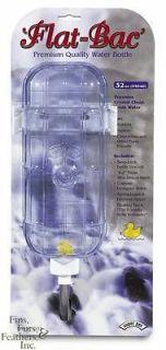 super pet flat bac water bottle for rabbits ferrets time