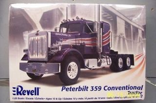 Revell Plastic Model kit 85 1506 PETERBILT 359 Truck GMS CUSTOMS HOBBY