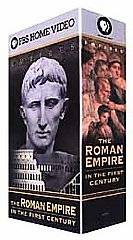 The Roman Empire in the First Century VHS, 2001, 2 Tape Set