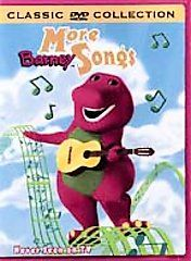 Barney & Friends   Songs From The Park (DVD, 2003) (DVD, 2003)