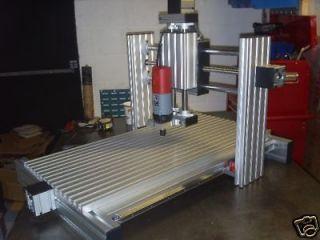 Axis Hybrid BALLSCREW Desktop CNC Machine Router Engraving KIT Router