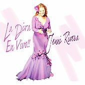 La Diva en Vivo by Jenni Rivera CD, Nov 2007, Fonovisa