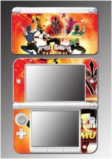 Mighty Morphin Power Rangers MMPR Super Samurai Video Game Skin