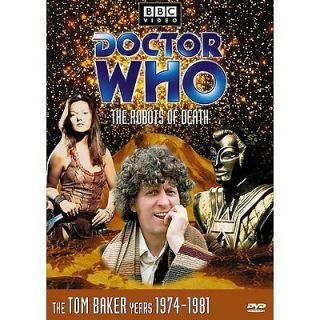 DOCTOR WHO   ROBOTS OF DEATH   Tom Baker   (Story No. 90)