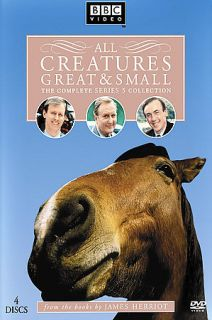 All Creatures Great and Small   The Complete Series 5 Collection DVD