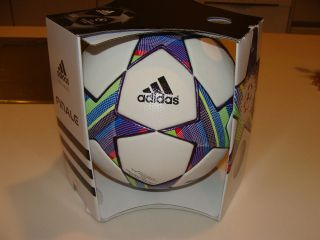 2011 12 uefa champions league finale game ball adidas from