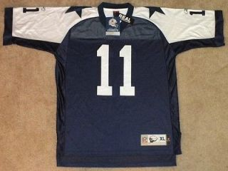Brand New W/ OUT Tag Dallas Cowboys Roy Williams Throwback Jersey #11