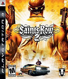 Newly listed GREAT PRICE   Saints Row 2 (Playstation 3, 2008)