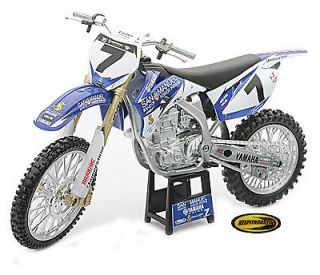 James Stewart Yamaha Yz450 New Ray Toys Dirt Bike 16 Scale Motorcycle