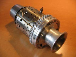 build mini kj66 jet turbine engine plans cad ready for
