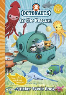 Newly listed Octonauts to the Rescue Sticker Book (Novelty)