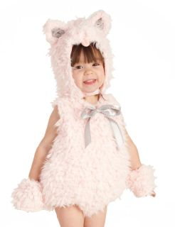 Princess Paradise PINK Shaggy Kitty Cat Costume Infant Baby Toddler