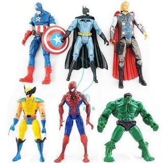 Toys & Hobbies  Action Figures  Comic Book Heroes
