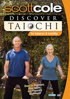 Scott Cole Discover Tai Chi for Balance Mobility DVD, 2010