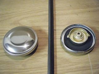 41 graham hollywood stainless gas fuel cap