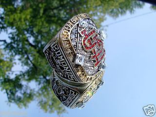2006 St Louis Cardinals World Series Championship FAN RING not 2011