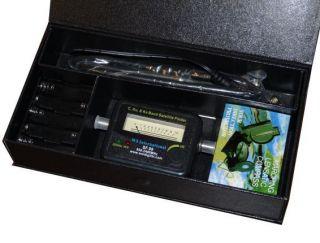 Satellite Signal Finder Kit SF 95c w/ 22khz & HV lites