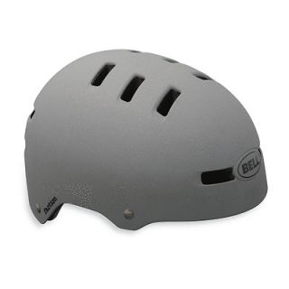 Bell Faction Helmet Kids Youth Skate BMX Bike Scooter Helmet Grey