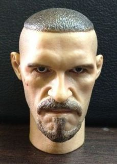 HEADPLAY SCOTT ADKINS 2.0 1/6 FIGURE HEAD SCULPT FITS HOT TOYS 12