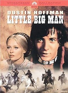 Little Big Man DVD, 2003, Checkpoint Security Tag