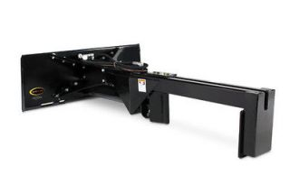 Inverted Log Splitter Skid Steer Attachment for Bobcat John Deere ASV