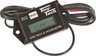 Gas Golf Cart Tiny TACH & HOUR METER Water Resistant Works On All Gas