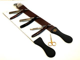 barber shaping strop shaving set kit high quality new time