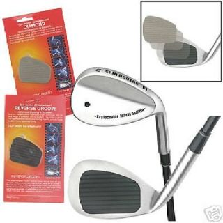New Spin Doctor RI Wedge Steel Club LH 56 / 52