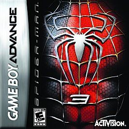Spider Man 3 Nintendo Game Boy Advance, 2007
