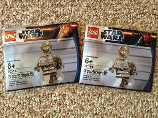 LEGO Star Wars TC 14, LOT of 2, set #5000063   NEW