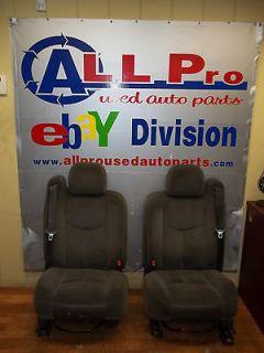 01 02 03 04 05 06 2007 CHEVY SILVERADO SIERRA GREY GRAY CLOTH SEAT SET