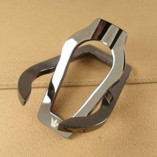 new fine gray black stainless steel smoking pipe stand rack