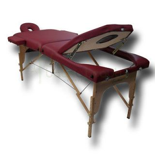 Baja Portable Massage Therapy Table spa bodyworker salon tattoo facial