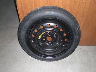 11 Subaru Impreza WRX STI 5 x 114 Spare Temporary Donut 10 Mile Tire