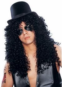 Adult Slash Wig Halloween Holiday Costume Party Accessory Prop