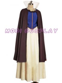 snow white and the seven dwarfs cosplay costume