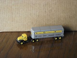 Classic Metal Works Mini Metals Illonois California Express Tractor