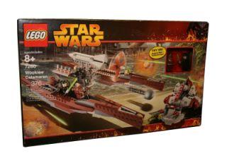 Lego Star Wars Episode III Wookiee Catamaran 7260