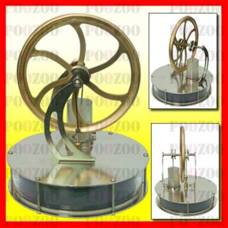 new low temperature stirling engine educational toy kit time left