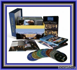 west wing season 1 in DVDs & Blu ray Discs