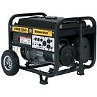 NIB STEELE PRODUCTS GG 350 SP GG350 3500W GAS PORTABLE GENERATOR W
