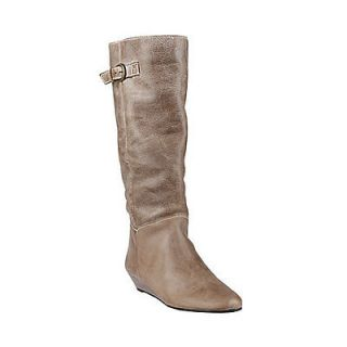 steven by steve madden intyce boots stone sz 5 5