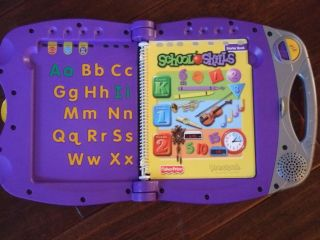 Power Touch Fisher Price Learning System book educational toy school