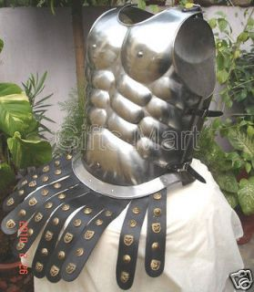 Roman Muscle Suit of Armor Muscle Cuirass Reenactment Role Play