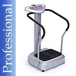 Whole Body Vibration Machine Plate Platform Crazy Fit Massage Massager