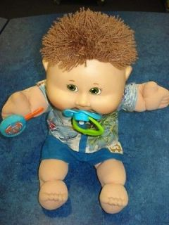CPK Cabbage Patch Kids Doll Lamont Bryantwith Birth Certificate