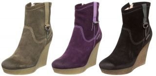 DIESEL UNKLE JESSY LADIES/WOMENS SHOES/ANKLE BOOTS/WEDGES ON